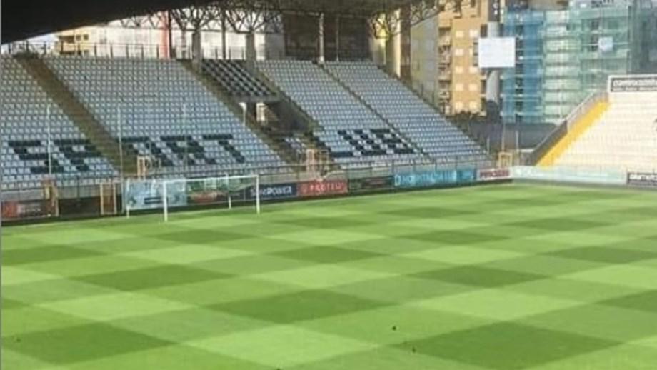 Varzim-Arouca, 0-0: jogo 'morno' e equipas sem eficácia