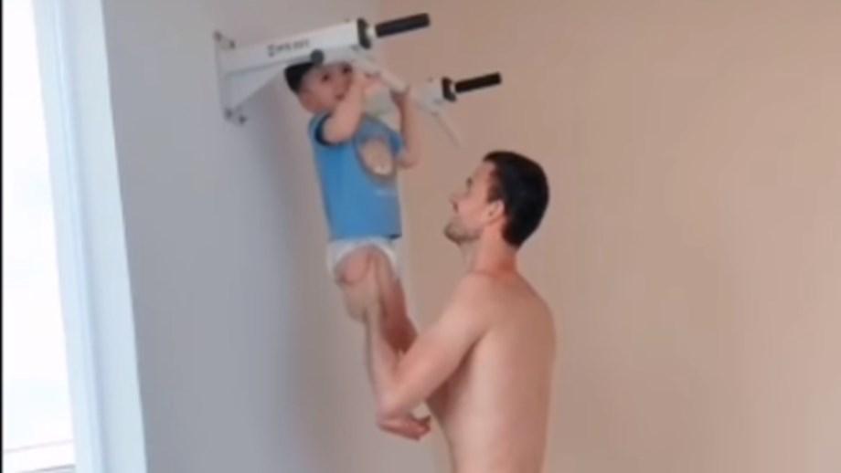 Tiago Apolónia já está a preparar os Jogos Olímpicos de 2036... do filho