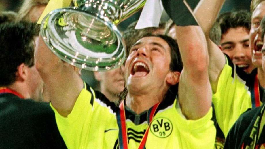 Borussia Dortmund campeão europeu ou o dia em que Paulo Sousa entrou na história da Champions