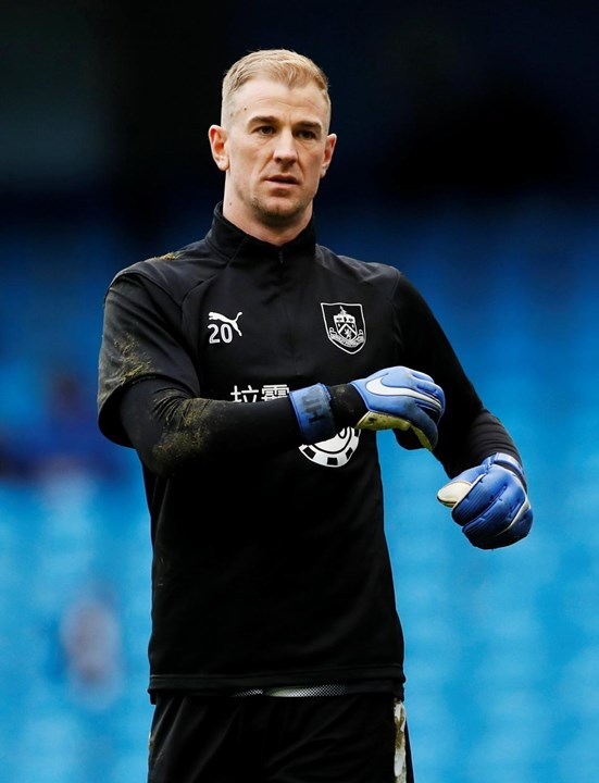 Joe Hart (guarda-redes) - 33 anos