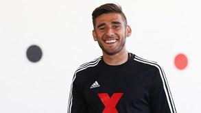 Salvio exulta com derrota portista: «Não tenho culpa que o Pedro Gonçalves faça um golaço»