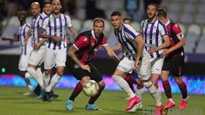 Honvéd-Vidi FC: retoma prossegue na Hungria