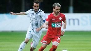 NK Aluminij-NK Mura: por um lugar na final da Taça
