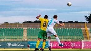 NK Istra-Hajduk Split: visitantes procuram continuar na luta