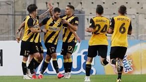 OFI Creta-AEK Atenas: duelo em português na Grécia