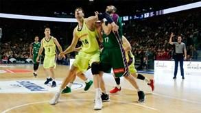 Unicaja Málaga-Barcelona: mais uma partida da Liga ACB