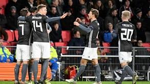 Rosenborg-Bodo/Glimt: equipa da casa procura primeira vitória