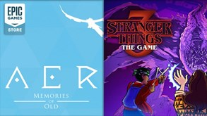 AER – Memories of Old e Stranger Things 3: The Game gratuitos na Epic Games Store