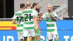 Sassuolo-Hellas Verona: formação caseira com vantagem no frente a frente