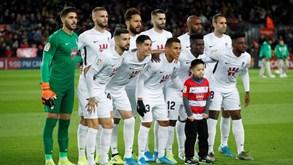 Granada-Eibar: equipas com apenas um triunfo nos últimos cinco jogos disputados