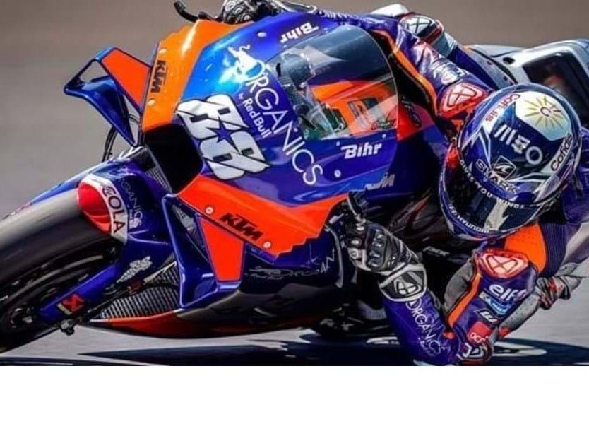 Patrões da KTM elogiam evolução de Miguel Oliveira e esperam ...
