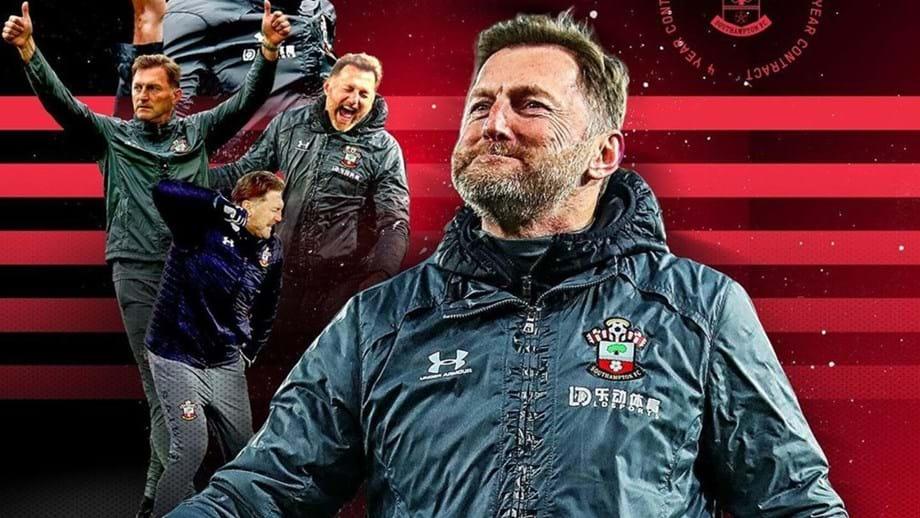 Southampton renova com Ralph Hasenhüttl até 2024