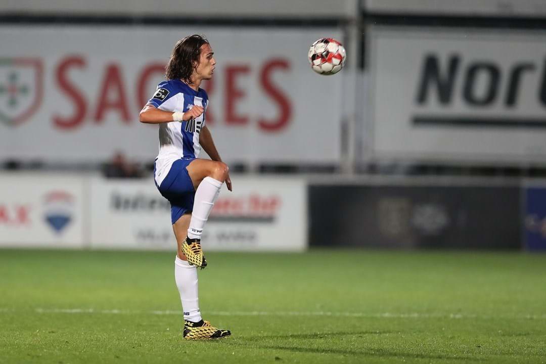 Tomás Esteves (FC Porto), defesa