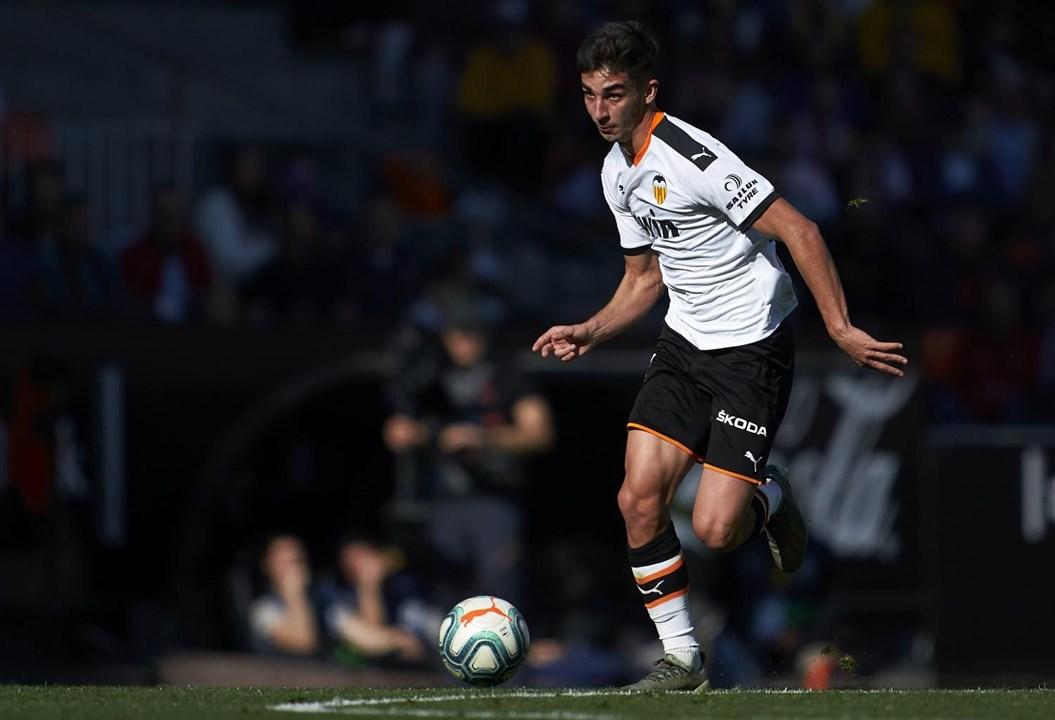 Ferrán Torres (Valencia), avançado