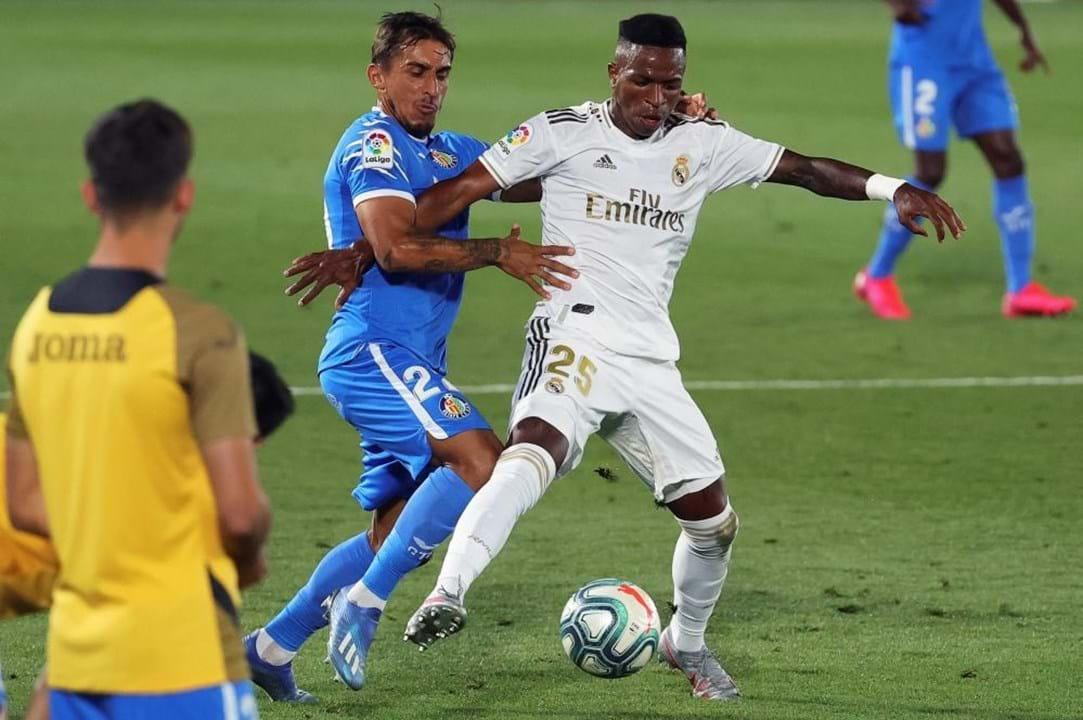 Vinícius Jr. (Real Madrid), avançado