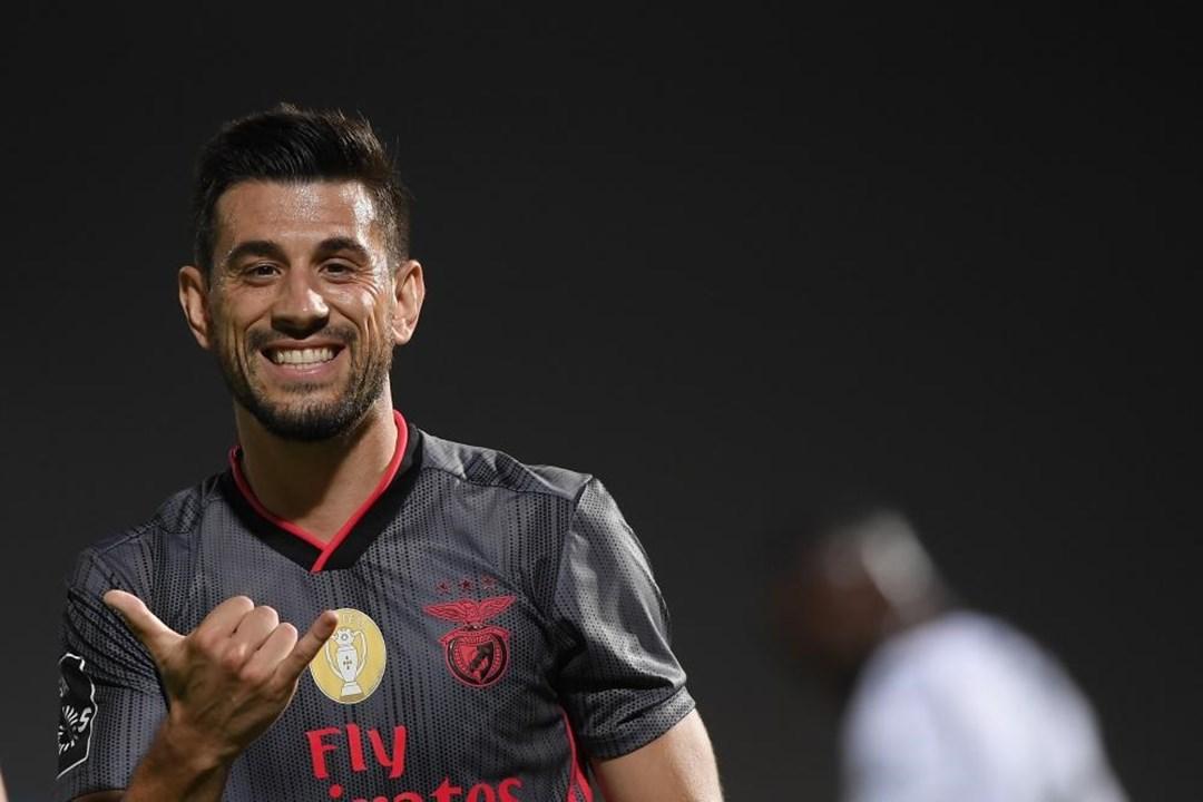 Pizzi - Assumiu um papel importante na equipa do Benfica, sendo atualmente um dos jogadores mais respeitados no balneário. Tem sido ainda um jogador preponderante para a obra ofensiva da equipa, contribuindo com golos e muitas assistências temporada atrás de temporada