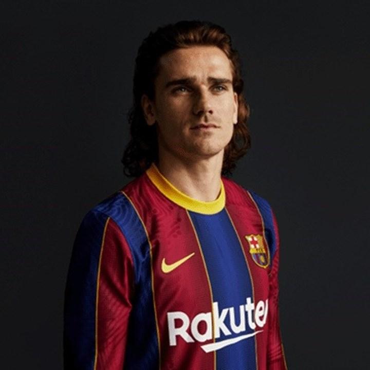 Equipamento principal do Barcelona para 2020/21