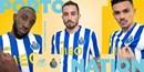 Equipamento principal do FC Porto para 2020/21