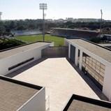 Plantel do Benfica pernoita no Seixal antes do jogo com o Boavista
