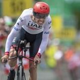 Pelotão de ouro no regresso do ciclismo português