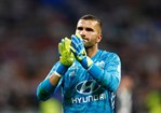 2.º Lyon - na foto: Anthony Lopes