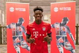 Alphonso Davies (Bayern Munique), defesa