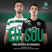 Equipamento alternativo do Sporting para 2020/21