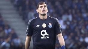 «Para sempre um de nós»: FC Porto despede-se de Iker Casillas