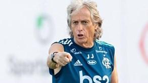 Imprensa brasileira revela valor que o Benfica terá de pagar para garantir Jorge Jesus