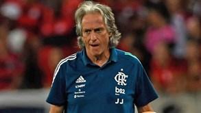 Jorge Jesus quer Gerson e Bruno Henrique no Benfica