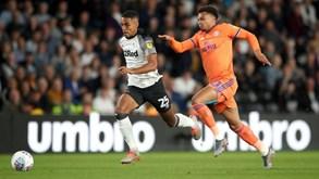 Cardiff-Derby County: equipas separadas por três pontos