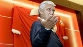 Soares de Oliveira quebra silêncio do Benfica sobre Jesus