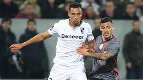 Benfica-V. Guimarães: águias tentam não 'entregar' já o título ao FC Porto