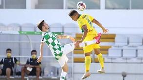 A crónica do Moreirense-Paços de Ferreira, 1-1: Ponto de alívio ainda não chegou