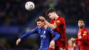 Liverpool-Chelsea: blues procuram continuar no pódio da Premier League