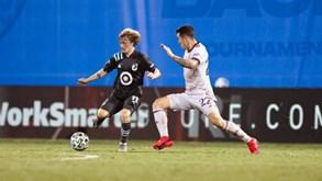Colorado Rapids-Minnesota United: equipas com arranques distintos