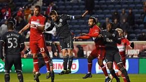 Chicago Fire-Vancouver Whitecaps: segue a ação na 'bolha' da MLS
