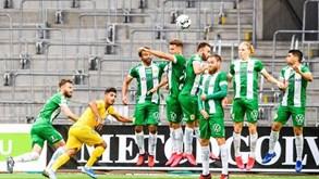 Malmö-Hammarby: equipas em boa fase