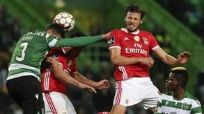 Benfica-Sporting: dérbi para fechar o campeonato