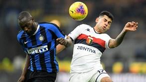 Génova-Inter Milão: nova goleada à vista?