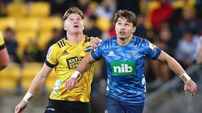 Auckland Blues-Waikato Chiefs: jogo da Super Rugby Aotearoa