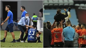O 'adeus' do Famalicão e o 'olá' do Rio Ave à Liga Europa: as reações que falam por si