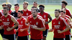 Temporada 2020/21 do Benfica arranca a 10 de agosto