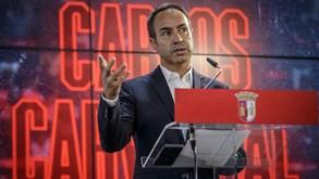 António Salvador: «Devemos ser o único clube do Mundo que vendeu dois treinadores na mesma época»