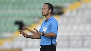 Artur Soares Dias na final da Taça de Portugal