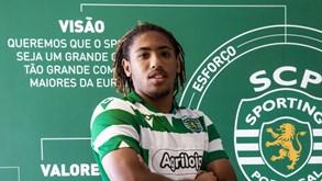 Bruno Tavares marca pontos no Sporting: «Pode ganhar lugar na equipa principal»
