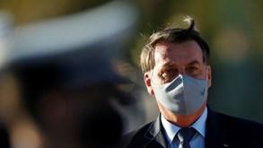 Covid-19: Bolsonaro tem infeção pulmonar e está a antibióticos