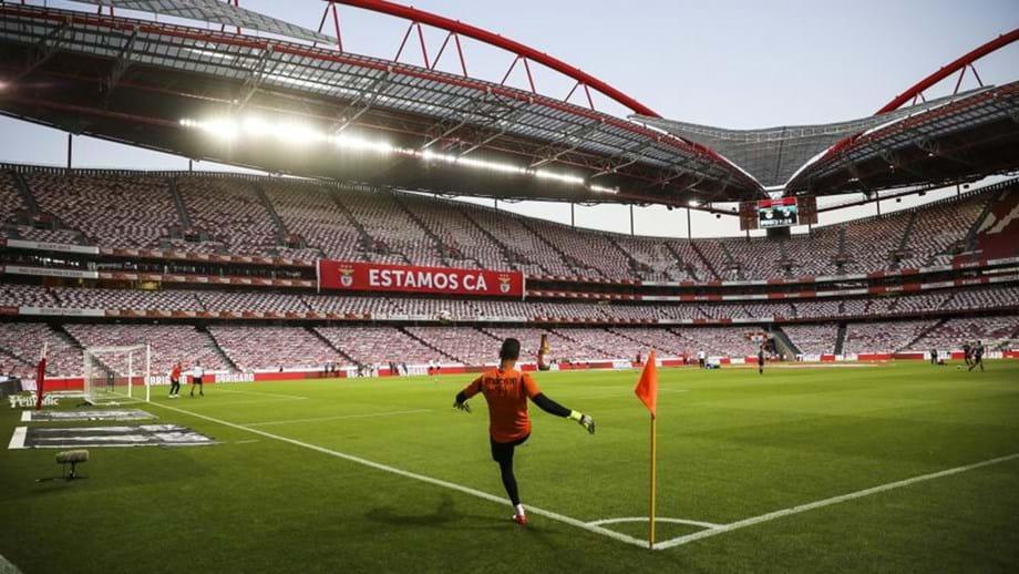 Estádio da Luz vai receber a final