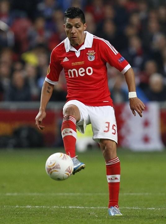 2011/12 - Enzo Pérez