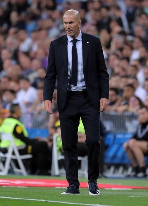 3.º Zinedine Zidane